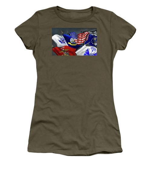 The Sacrifices Of A Few Women's T-Shirt