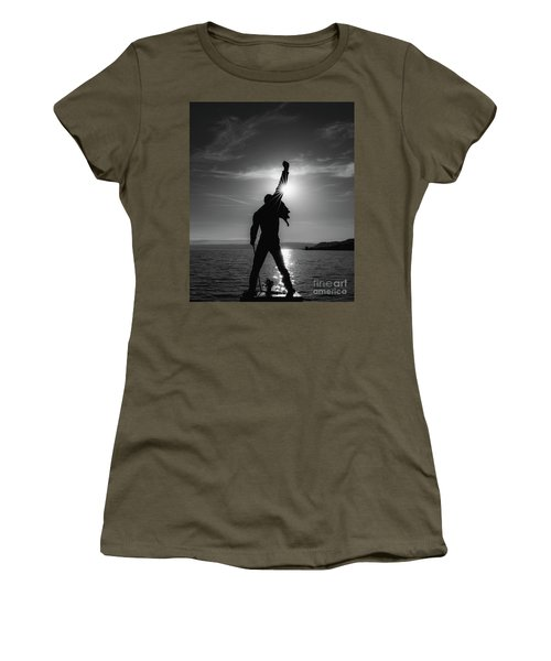 The Show Must Go On II Women's T-Shirt