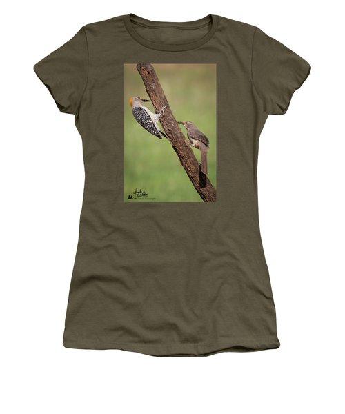 The Stare Down Women's T-Shirt