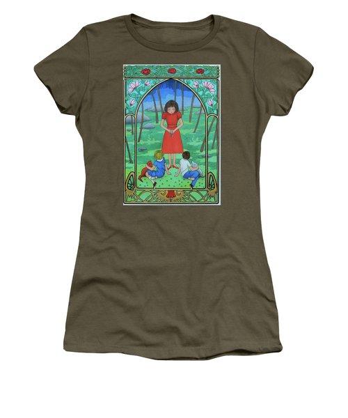 The Teacher Women's T-Shirt