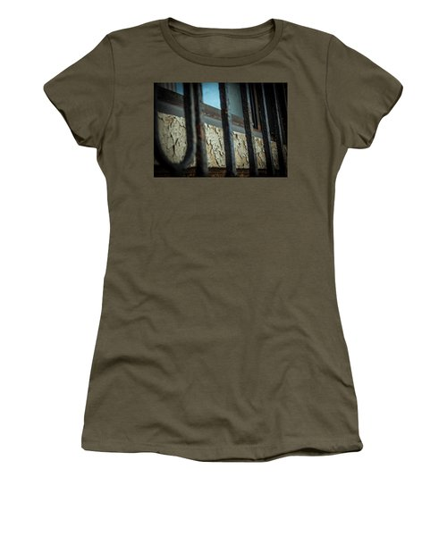The Texture Of Time Women's T-Shirt