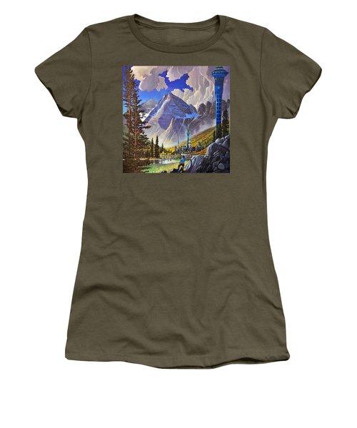The Three Towers Women's T-Shirt
