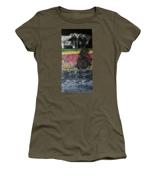 The Trickle Down Effect Women's T-Shirt
