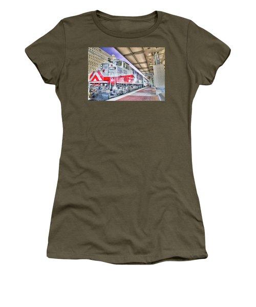 The Trinity Railway Express Tre Women's T-Shirt