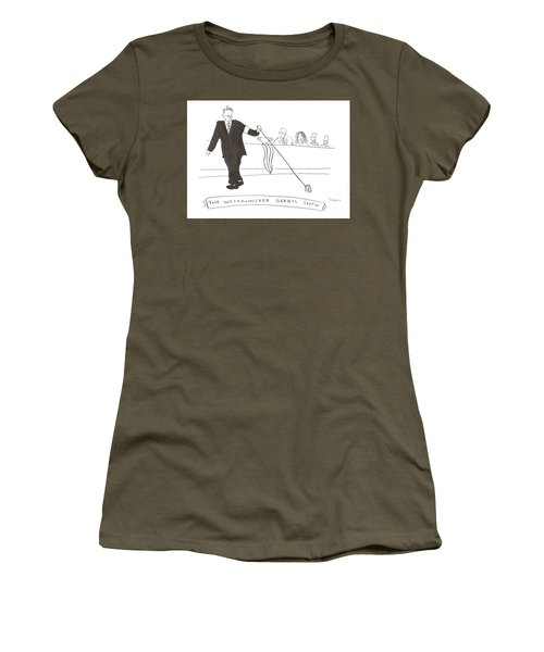 The Westminster Show Women's T-Shirt