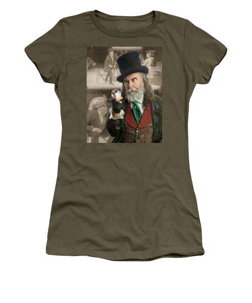 the Wizard Women's T-Shirt