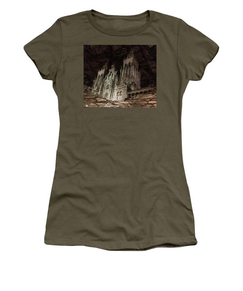 The World At Your Feet Women's T-Shirt