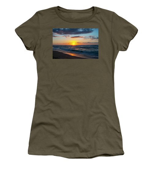 This Is Why They Call It Sunset Beach Women's T-Shirt