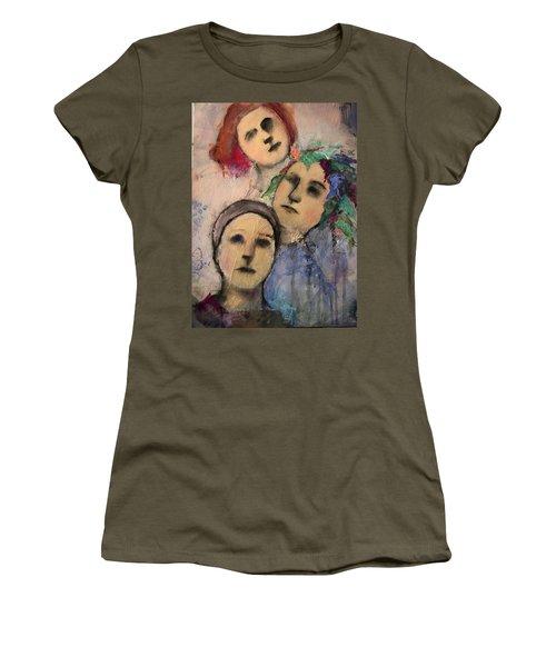 Threes Women's T-Shirt