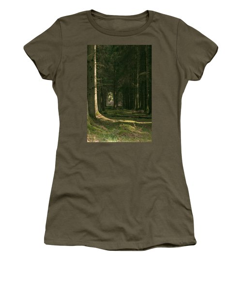 Through Women's T-Shirt