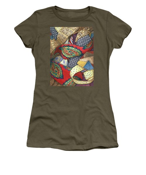 Tie One On Women's T-Shirt