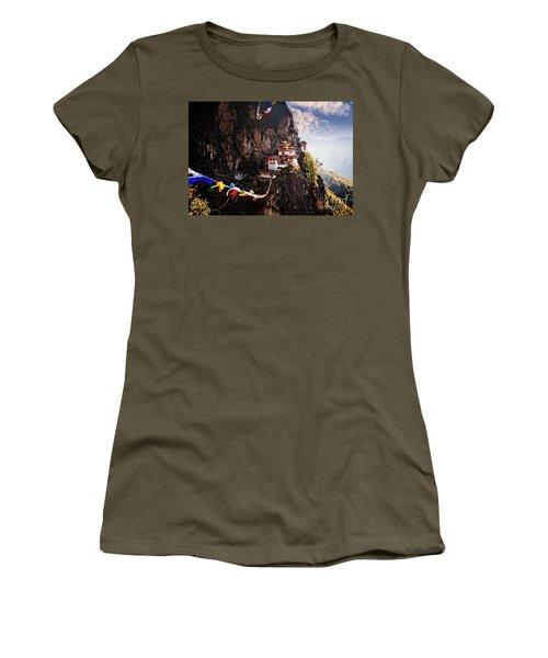 Tigers Nest 2 Women's T-Shirt