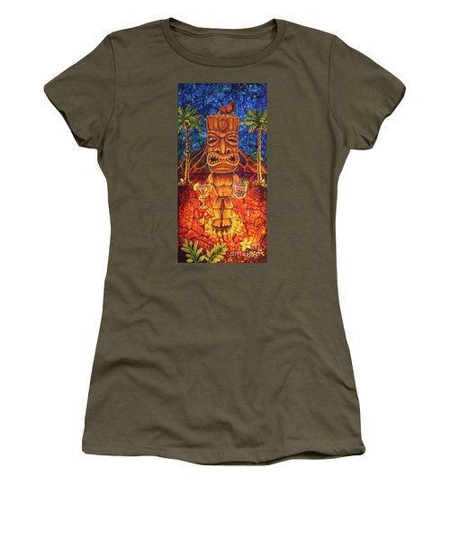 Tiki Cocktail Hour Women's T-Shirt