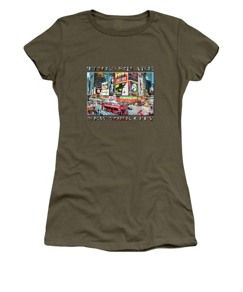 Times Square II Special Edition Women's T-Shirt