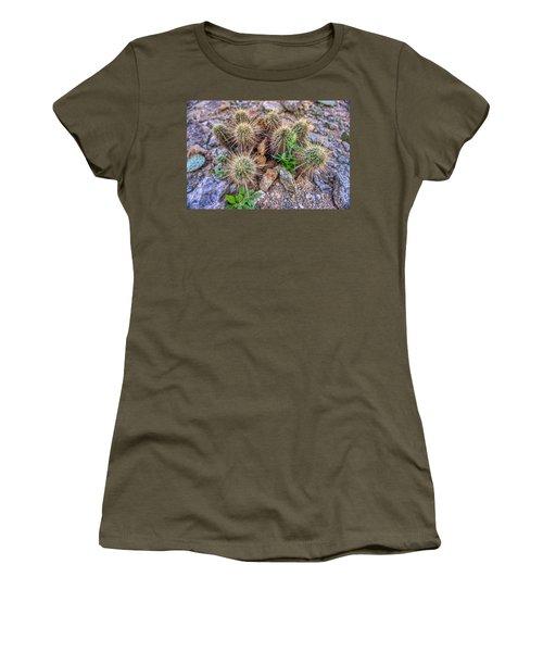 Tiny Cactus Women's T-Shirt