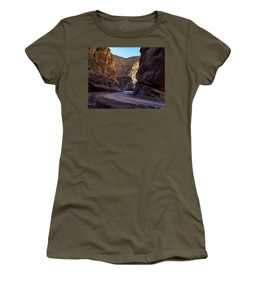 Women's T-Shirt featuring the photograph Titus Canyon I by William Dickman