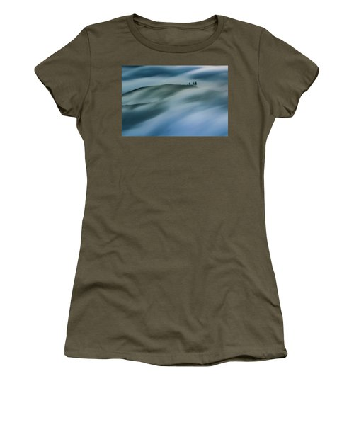 Touch Of Wind Women's T-Shirt