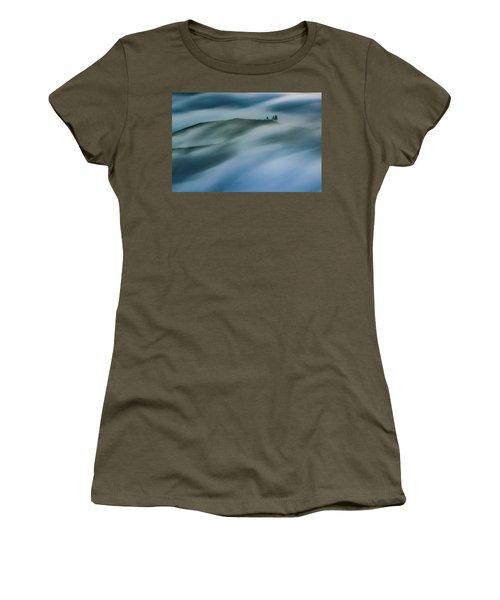 Touch Of Wind Women's T-Shirt