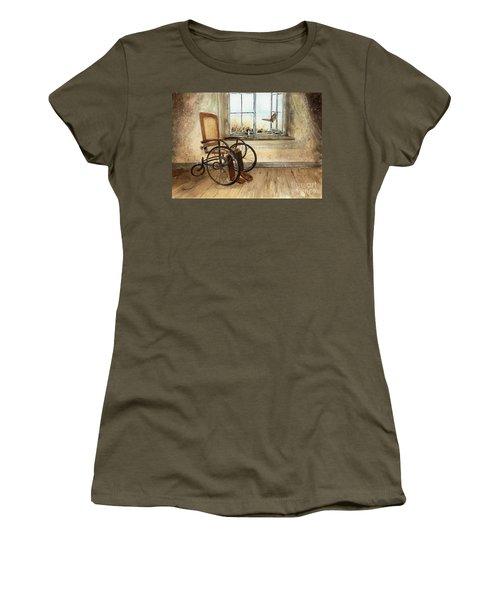 Transitioning Women's T-Shirt