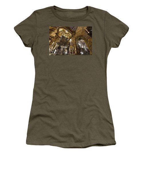 Women's T-Shirt featuring the photograph Treasures by Alex Lapidus