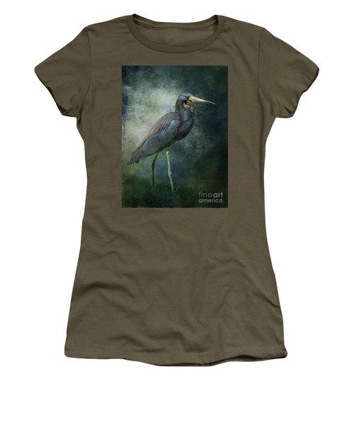 Tricolor Portrait Women's T-Shirt
