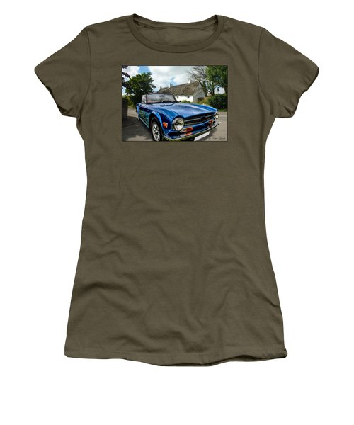 Triumph Tr6 Women's T-Shirt
