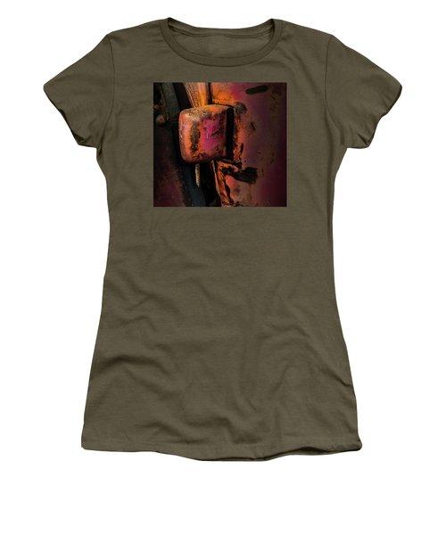 Truck Hinge With Nail Women's T-Shirt