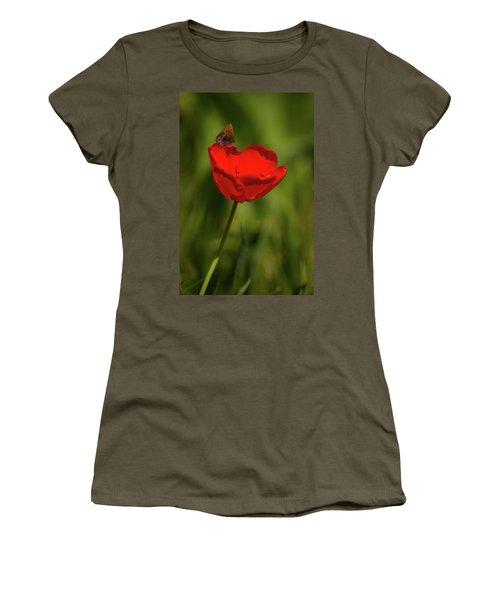 Tulip And Skipper Women's T-Shirt