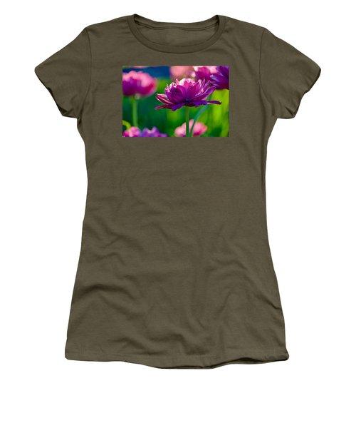 Tulips In Bloom Women's T-Shirt