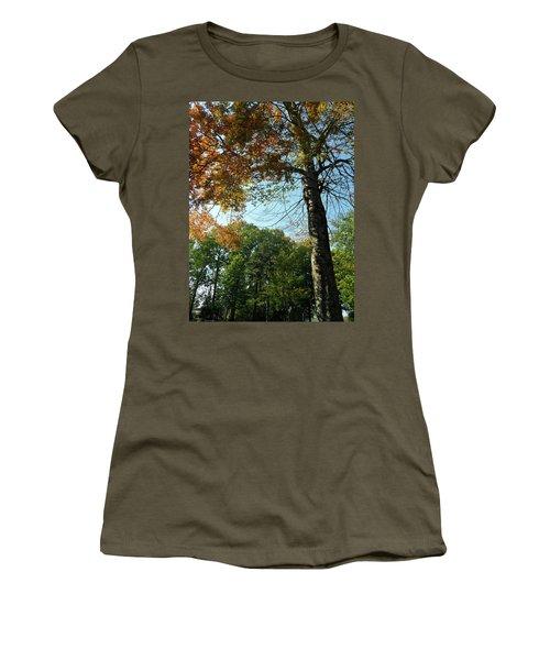 Turn Around Women's T-Shirt