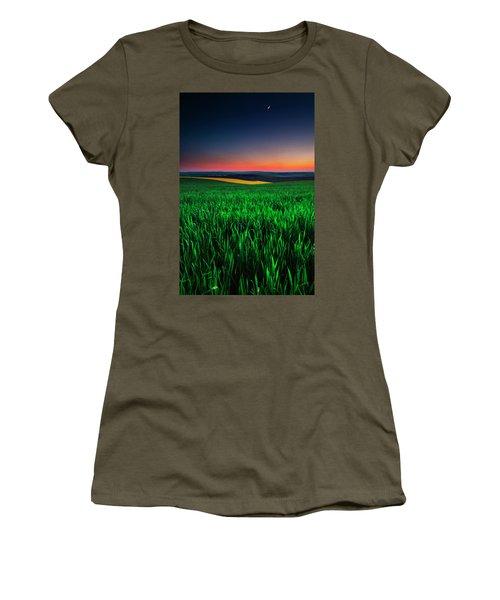 Twilight Fields Women's T-Shirt