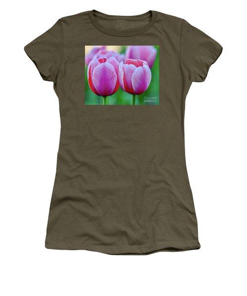 Two Tulips Women's T-Shirt