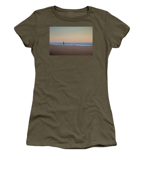 Up And Running Women's T-Shirt