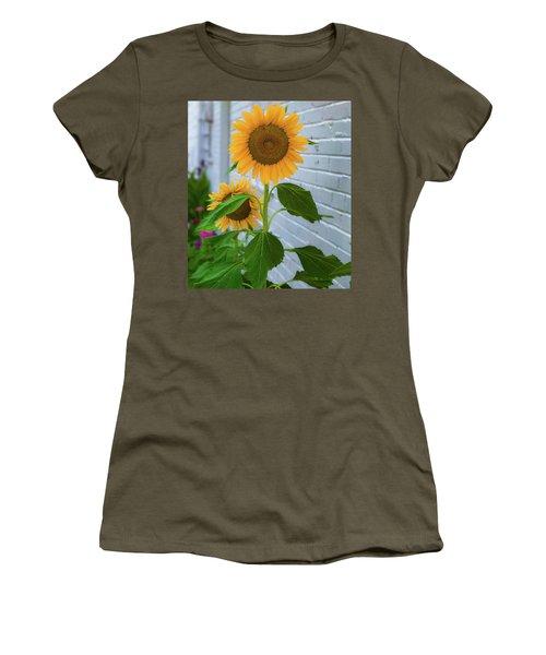 Urban Sunflower Women's T-Shirt