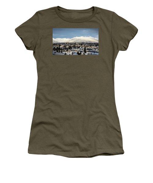 Vancouver Winterscape Women's T-Shirt