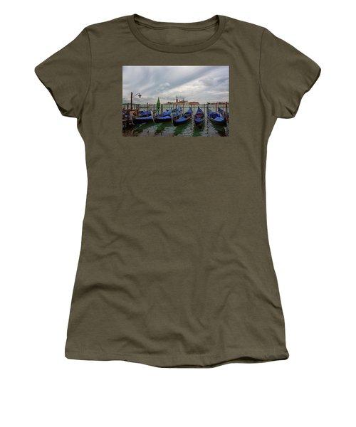 Venice Gondola's Grand Canal Women's T-Shirt