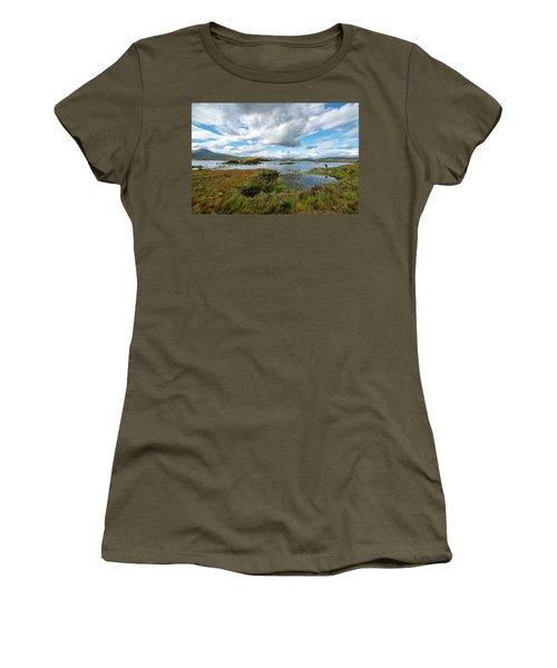 View In Glencoe, Scotland Women's T-Shirt