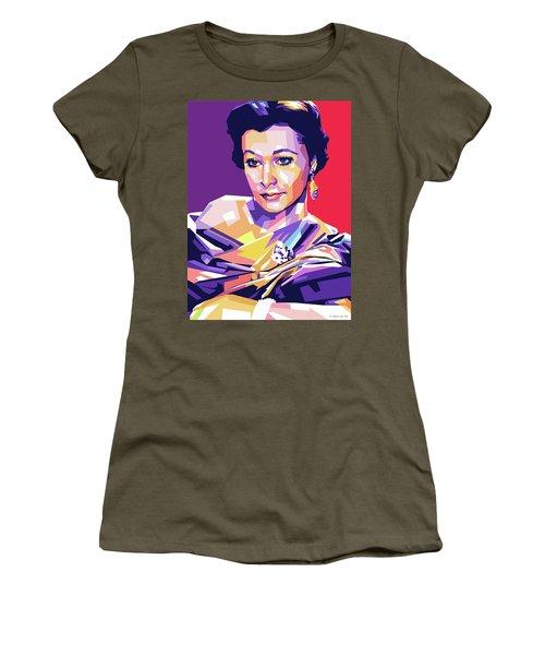 Vivien Leigh Pop Art Women's T-Shirt