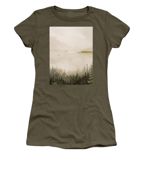 Waiting For The Eagle To Come Women's T-Shirt