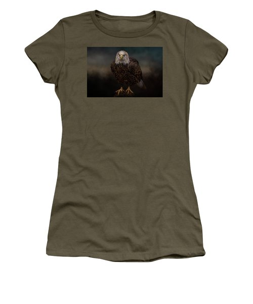 Waiting On The Storm Women's T-Shirt