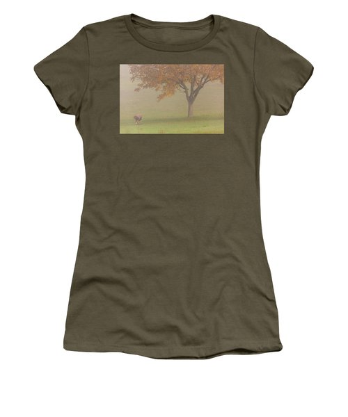 Walnut Farmer, Beynac, France Women's T-Shirt
