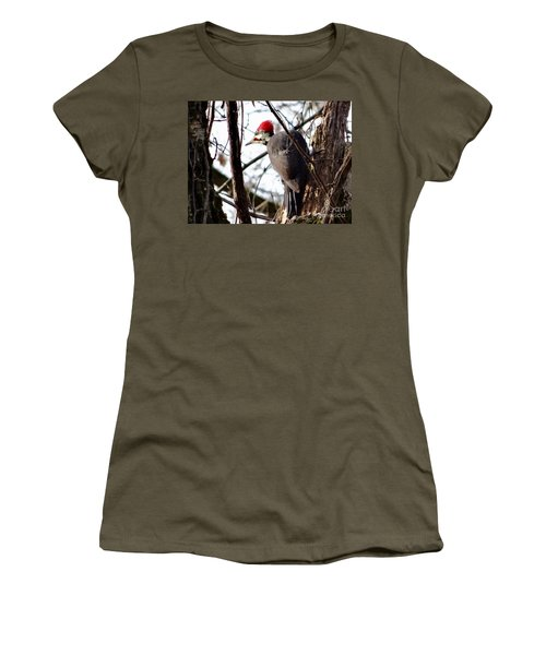 Warypileated Women's T-Shirt