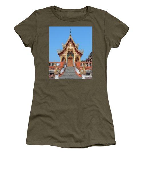 Wat Nong Tong Phra Wihan Dthcm2639 Women's T-Shirt