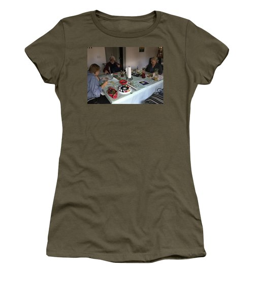 Watercolor Weekly Women's T-Shirt