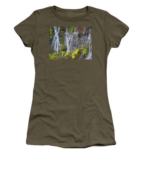 Waterfall Detail Women's T-Shirt
