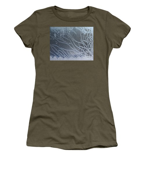 Women's T-Shirt featuring the photograph Waves Of Grain by PJ Boylan
