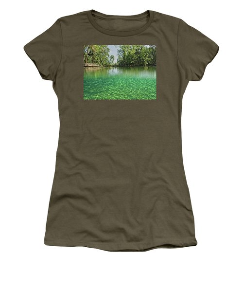 Wekiwa Springs Women's T-Shirt