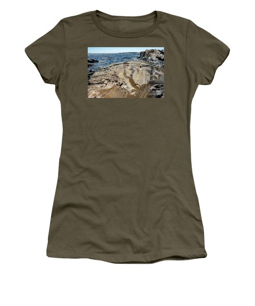 Wet Rocks Women's T-Shirt