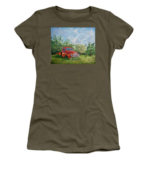 Where Are They? Women's T-Shirt