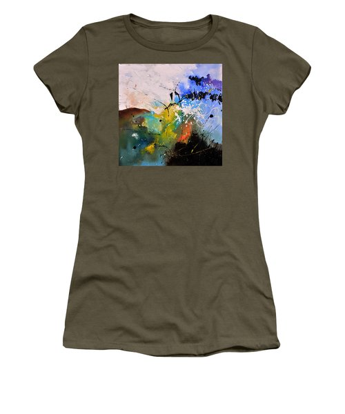 Where The Angels Like To Tread Women's T-Shirt